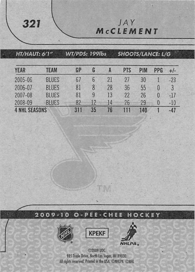 2009-10-O-Pee-Chee-OPC-NHL-Hockey-Trading-Card-Pick-From-List-201-400 miniature 229