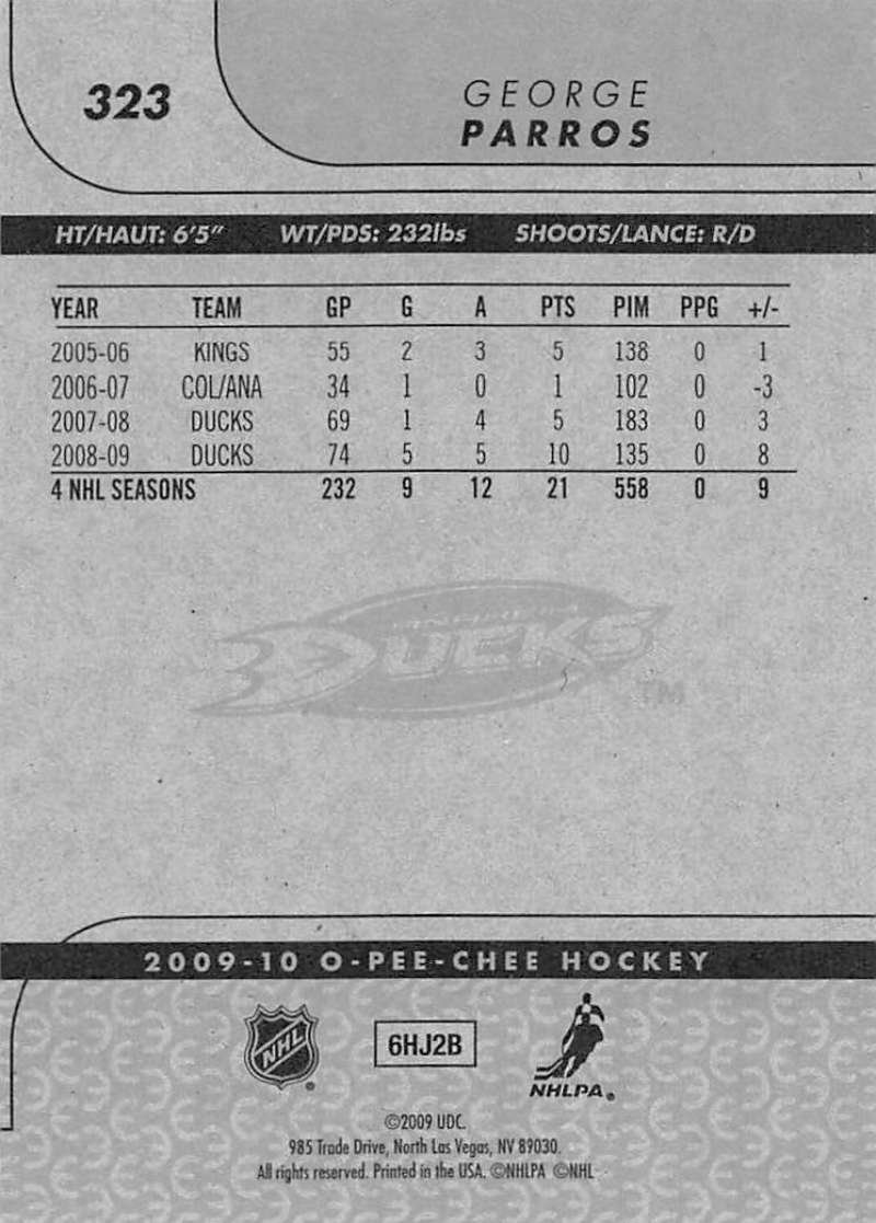 2009-10-O-Pee-Chee-OPC-NHL-Hockey-Trading-Card-Pick-From-List-201-400 miniature 233