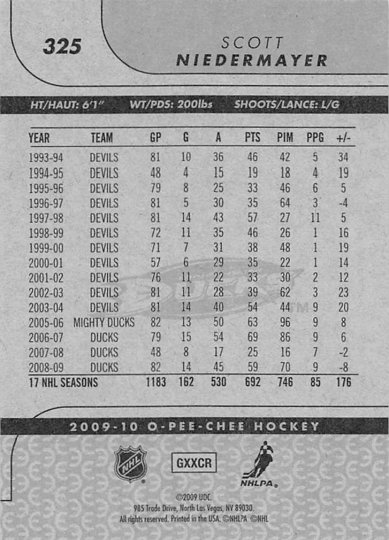 2009-10-O-Pee-Chee-OPC-NHL-Hockey-Trading-Card-Pick-From-List-201-400 miniature 237