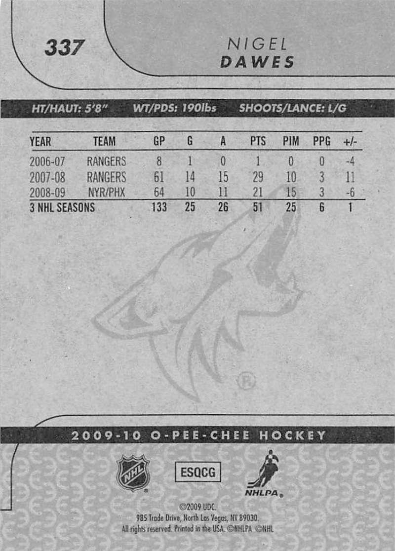 2009-10-O-Pee-Chee-OPC-NHL-Hockey-Trading-Card-Pick-From-List-201-400 miniature 259