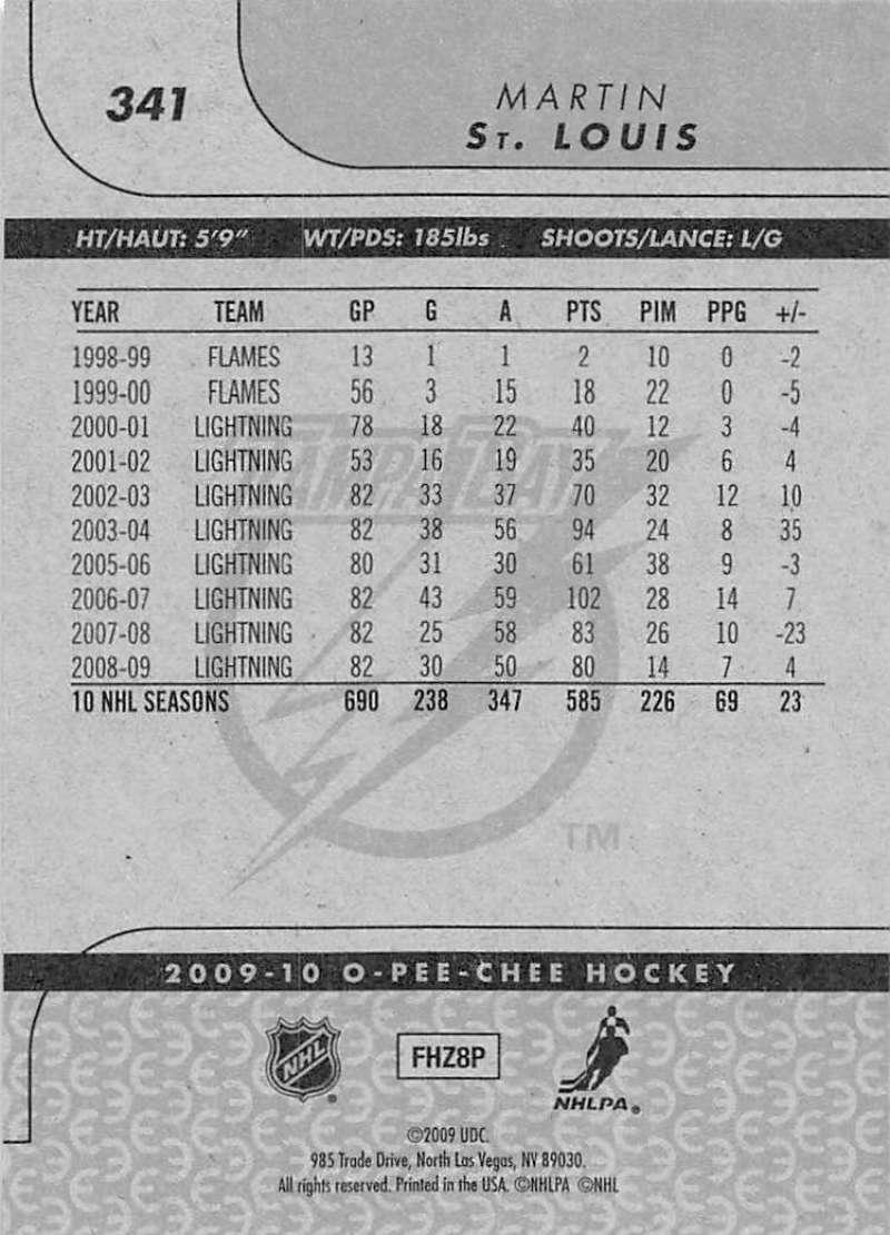 2009-10-O-Pee-Chee-OPC-NHL-Hockey-Trading-Card-Pick-From-List-201-400 miniature 267