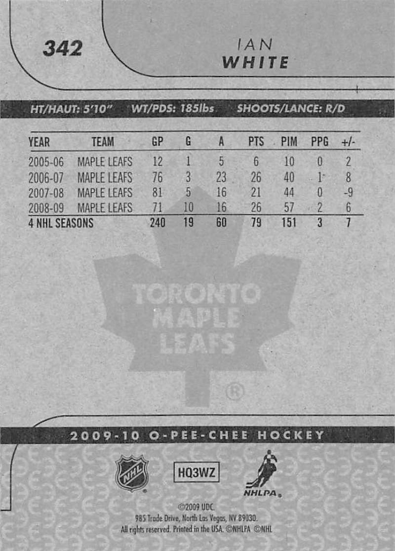2009-10-O-Pee-Chee-OPC-NHL-Hockey-Trading-Card-Pick-From-List-201-400 miniature 269