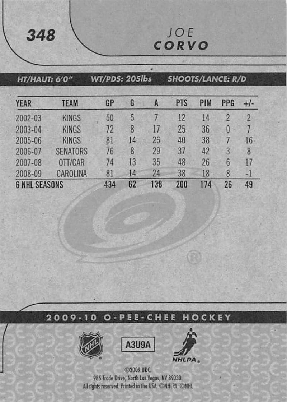 2009-10-O-Pee-Chee-OPC-NHL-Hockey-Trading-Card-Pick-From-List-201-400 miniature 279