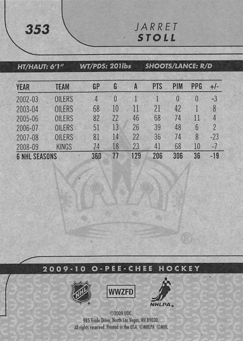 2009-10-O-Pee-Chee-OPC-NHL-Hockey-Trading-Card-Pick-From-List-201-400 miniature 289