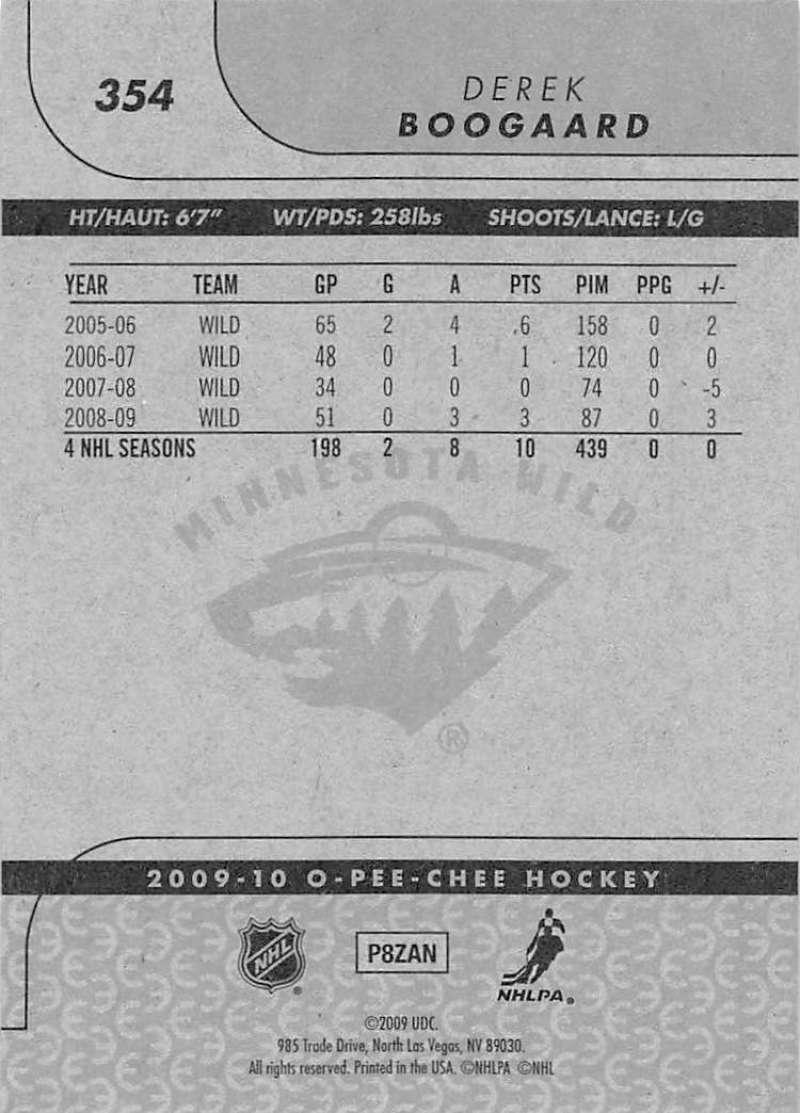 2009-10-O-Pee-Chee-OPC-NHL-Hockey-Trading-Card-Pick-From-List-201-400 miniature 291