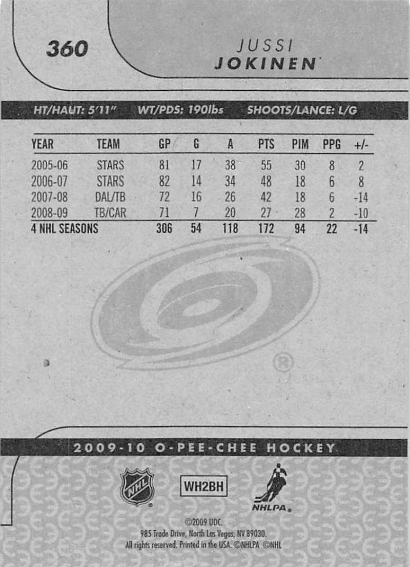 2009-10-O-Pee-Chee-OPC-NHL-Hockey-Trading-Card-Pick-From-List-201-400 miniature 303