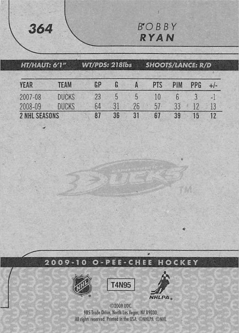 2009-10-O-Pee-Chee-OPC-NHL-Hockey-Trading-Card-Pick-From-List-201-400 miniature 311