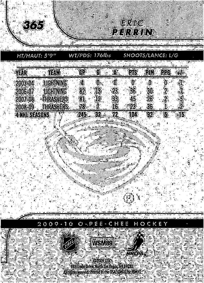 2009-10-O-Pee-Chee-OPC-NHL-Hockey-Trading-Card-Pick-From-List-201-400 miniature 313