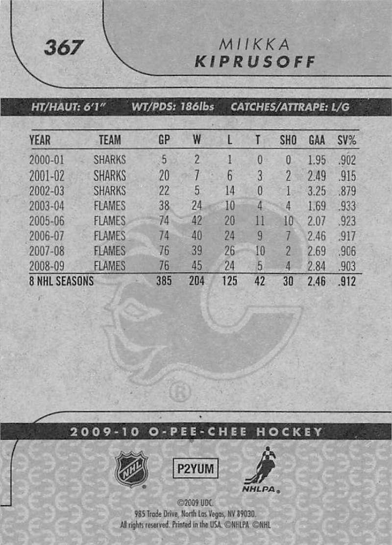 2009-10-O-Pee-Chee-OPC-NHL-Hockey-Trading-Card-Pick-From-List-201-400 miniature 315