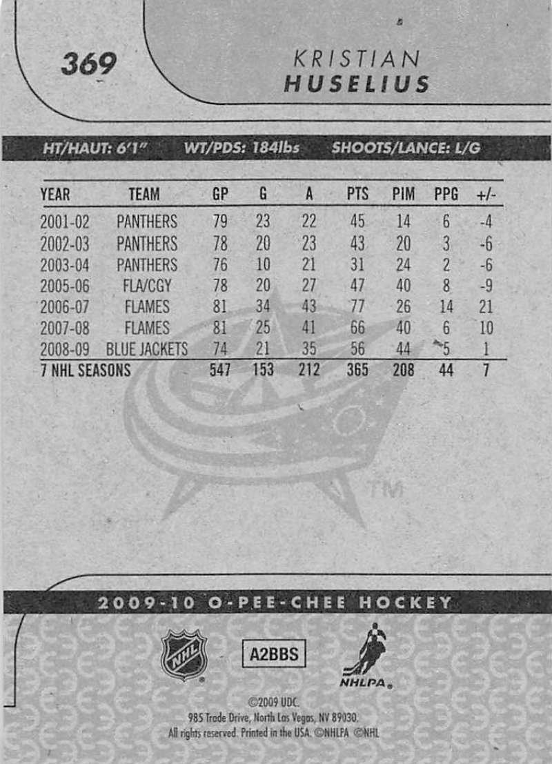2009-10-O-Pee-Chee-OPC-NHL-Hockey-Trading-Card-Pick-From-List-201-400 miniature 319