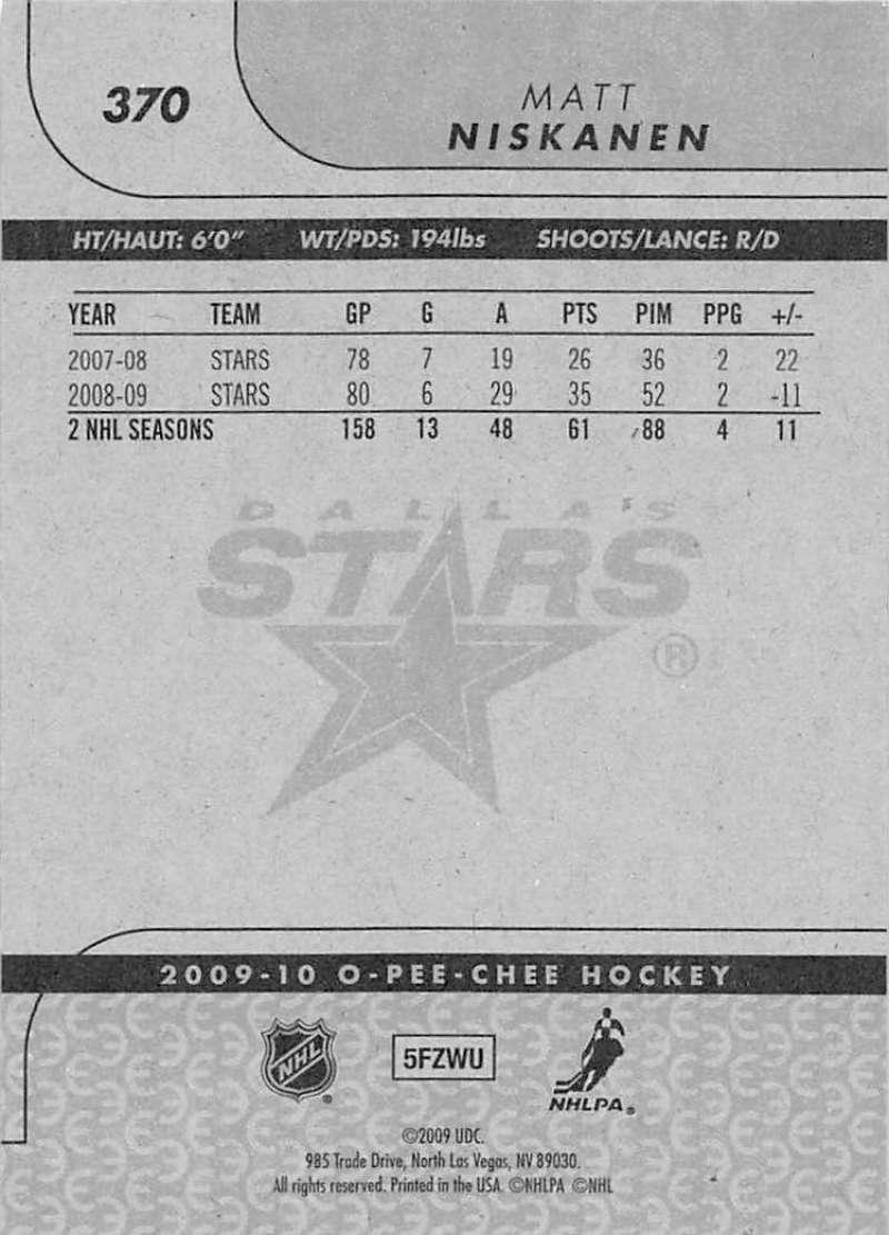 2009-10-O-Pee-Chee-OPC-NHL-Hockey-Trading-Card-Pick-From-List-201-400 miniature 321