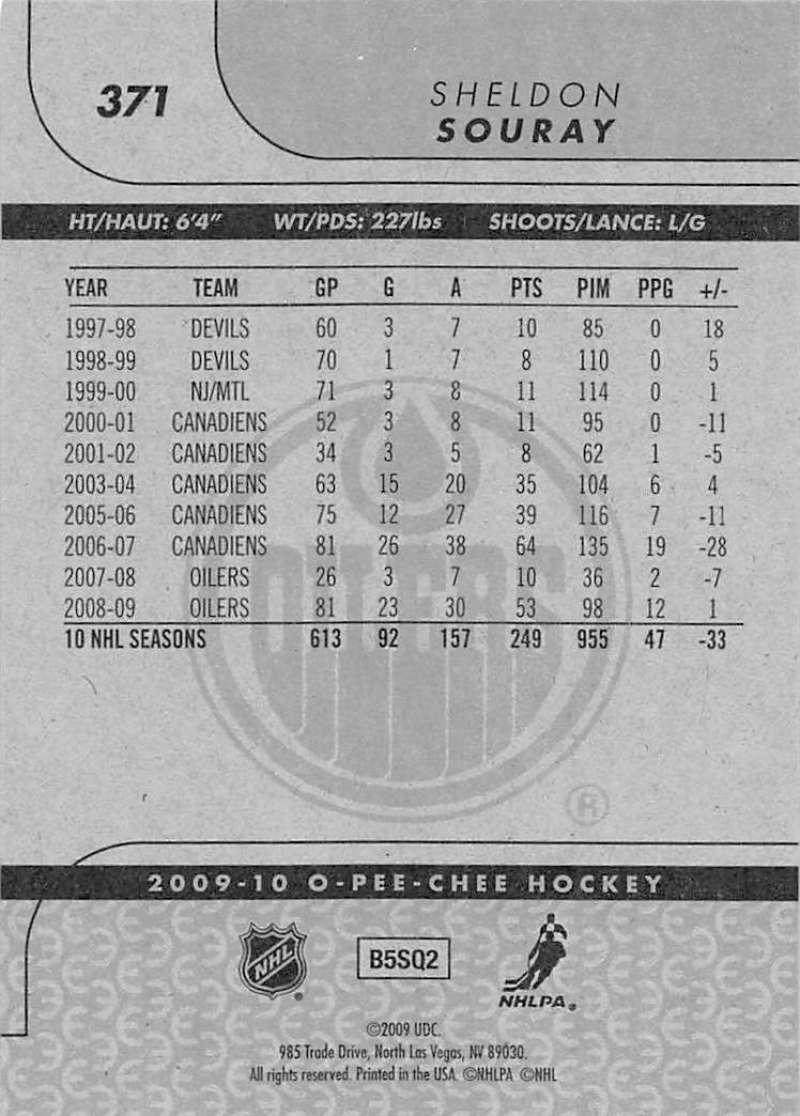 2009-10-O-Pee-Chee-OPC-NHL-Hockey-Trading-Card-Pick-From-List-201-400 miniature 323