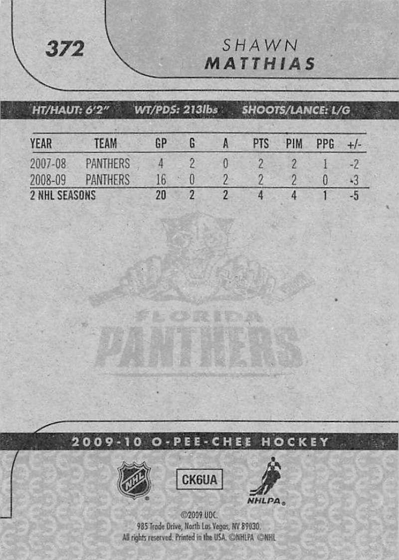 2009-10-O-Pee-Chee-OPC-NHL-Hockey-Trading-Card-Pick-From-List-201-400 miniature 325