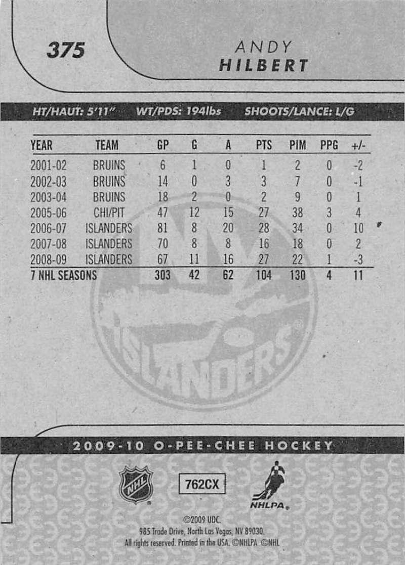 2009-10-O-Pee-Chee-OPC-NHL-Hockey-Trading-Card-Pick-From-List-201-400 miniature 331