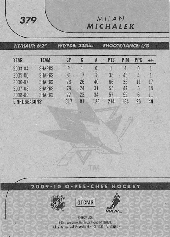 2009-10-O-Pee-Chee-OPC-NHL-Hockey-Trading-Card-Pick-From-List-201-400 miniature 339