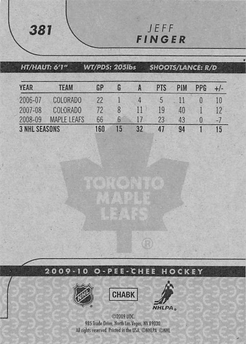 2009-10-O-Pee-Chee-OPC-NHL-Hockey-Trading-Card-Pick-From-List-201-400 miniature 343