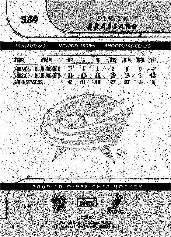 2009-10-O-Pee-Chee-OPC-NHL-Hockey-Trading-Card-Pick-From-List-201-400 miniature 357