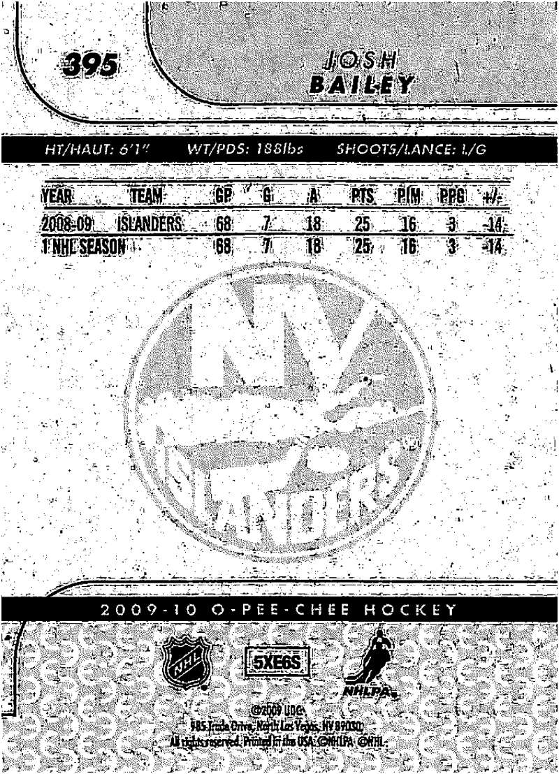 2009-10-O-Pee-Chee-OPC-NHL-Hockey-Trading-Card-Pick-From-List-201-400 miniature 369
