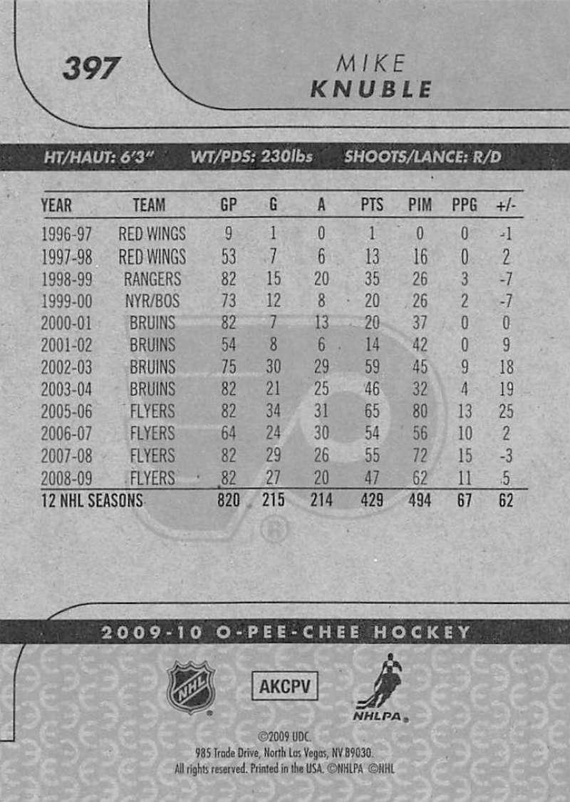 2009-10-O-Pee-Chee-OPC-NHL-Hockey-Trading-Card-Pick-From-List-201-400 miniature 373