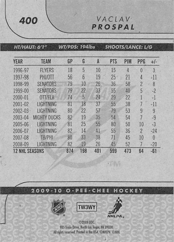 2009-10-O-Pee-Chee-OPC-NHL-Hockey-Trading-Card-Pick-From-List-201-400 miniature 379