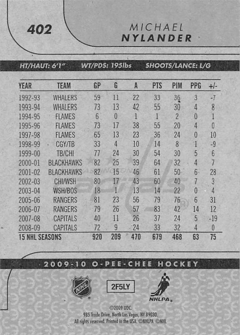 2009-10-O-Pee-Chee-OPC-NHL-Hockey-Trading-Card-Pick-From-List-401-600 Indexbild 5