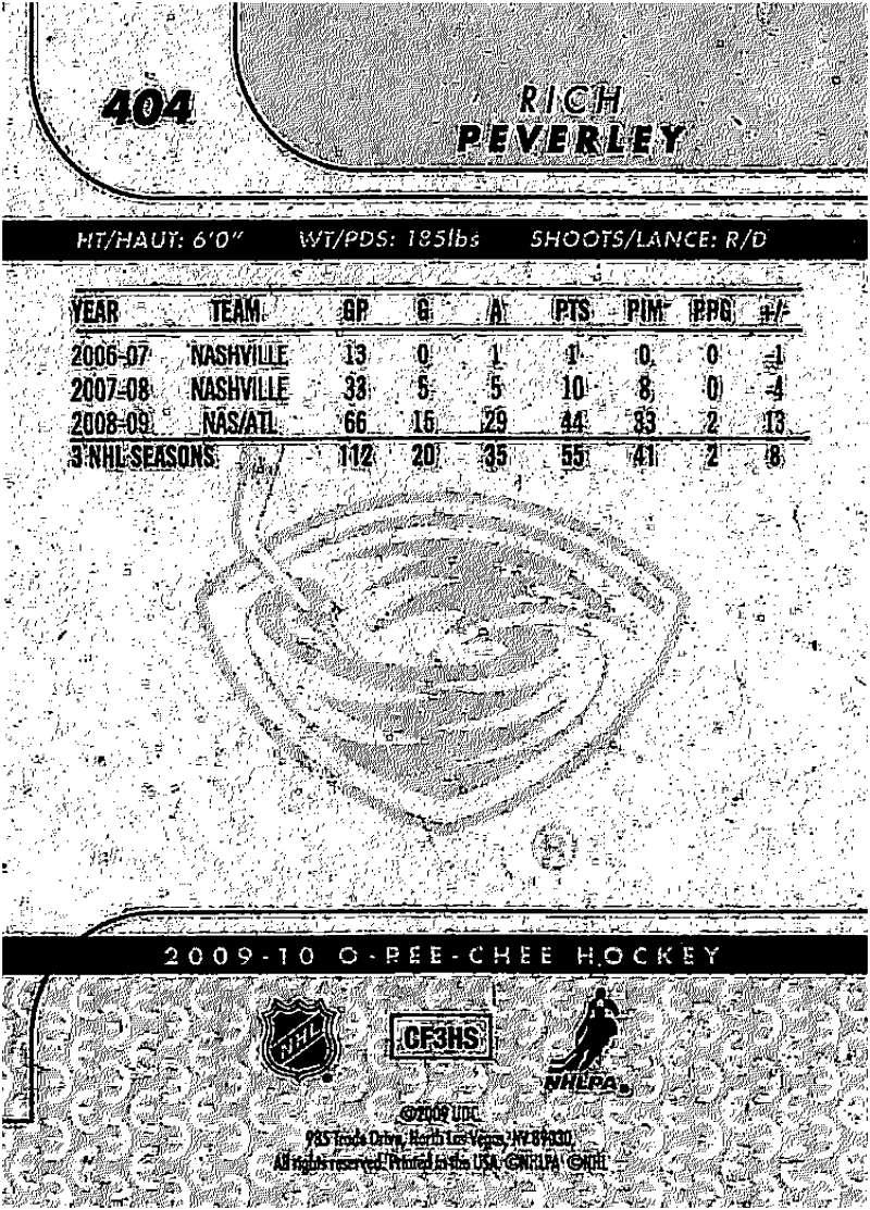 2009-10-O-Pee-Chee-OPC-NHL-Hockey-Trading-Card-Pick-From-List-401-600 Indexbild 9