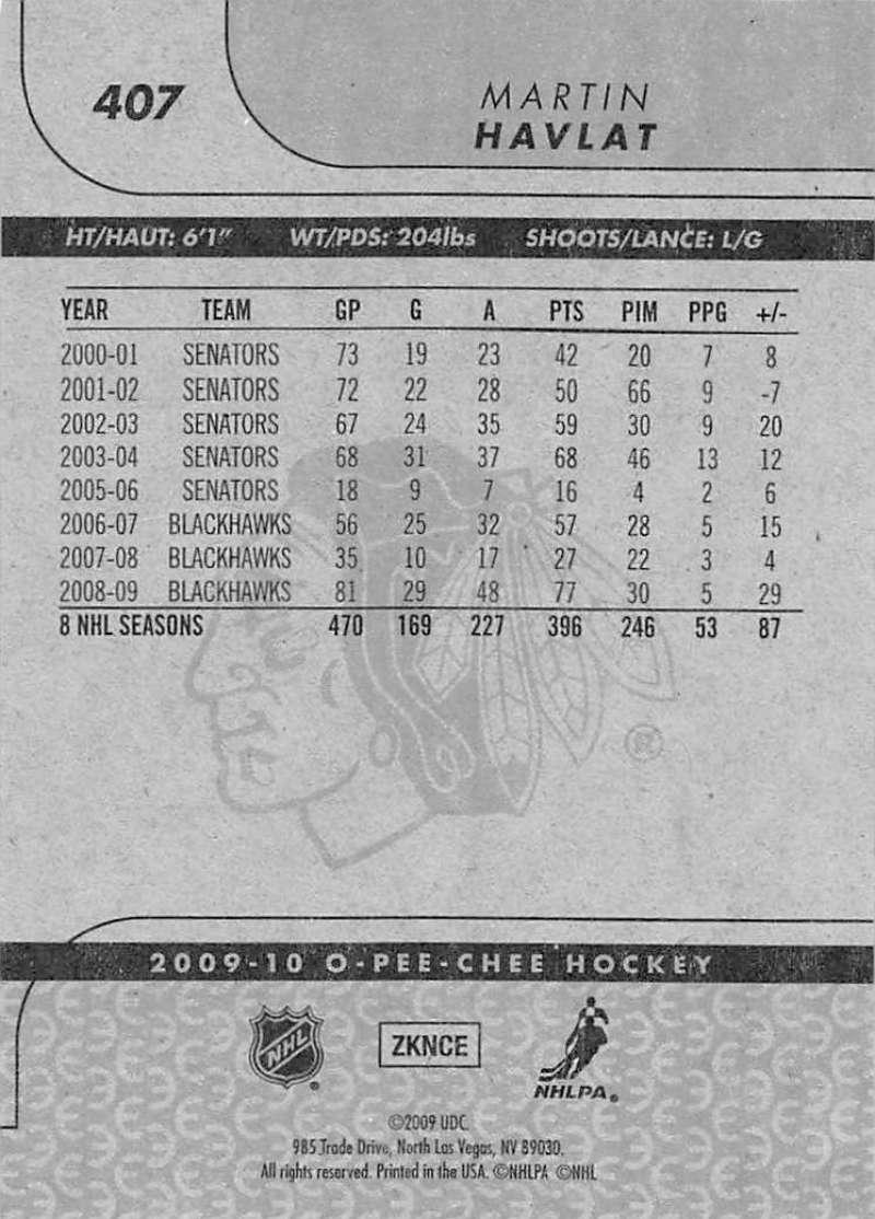 2009-10-O-Pee-Chee-OPC-NHL-Hockey-Trading-Card-Pick-From-List-401-600 Indexbild 15