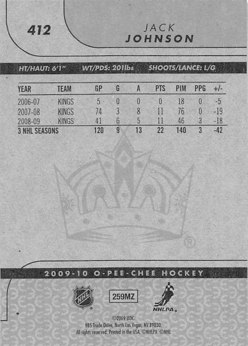 2009-10-O-Pee-Chee-OPC-NHL-Hockey-Trading-Card-Pick-From-List-401-600 Indexbild 23
