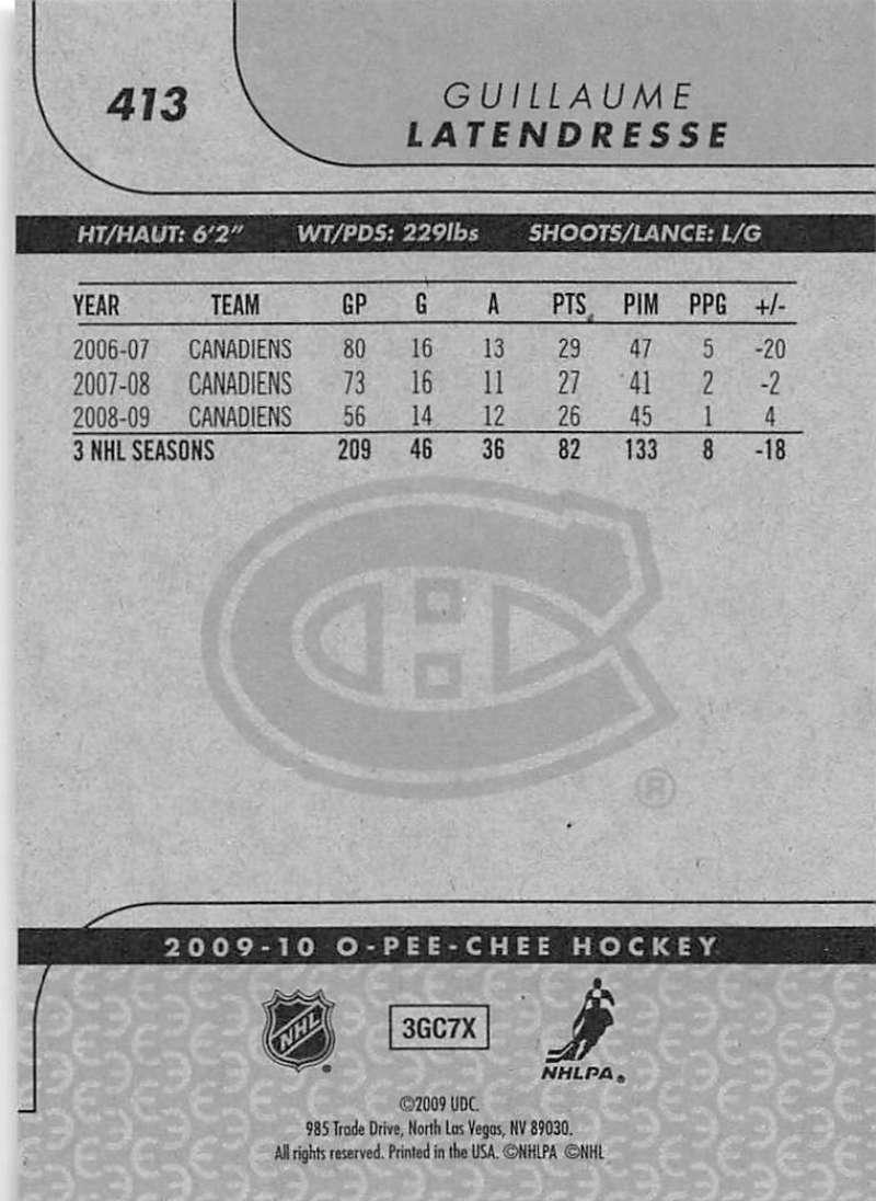 2009-10-O-Pee-Chee-OPC-NHL-Hockey-Trading-Card-Pick-From-List-401-600 Indexbild 25