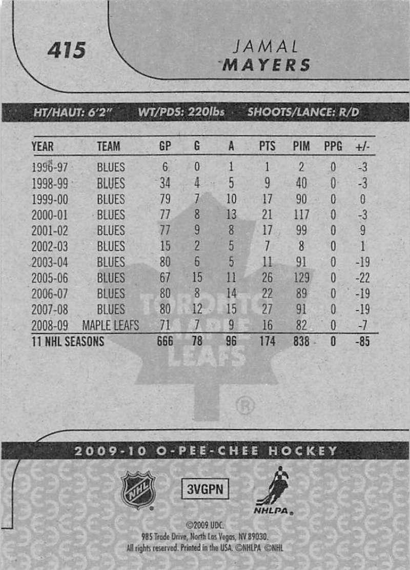 2009-10-O-Pee-Chee-OPC-NHL-Hockey-Trading-Card-Pick-From-List-401-600 Indexbild 29