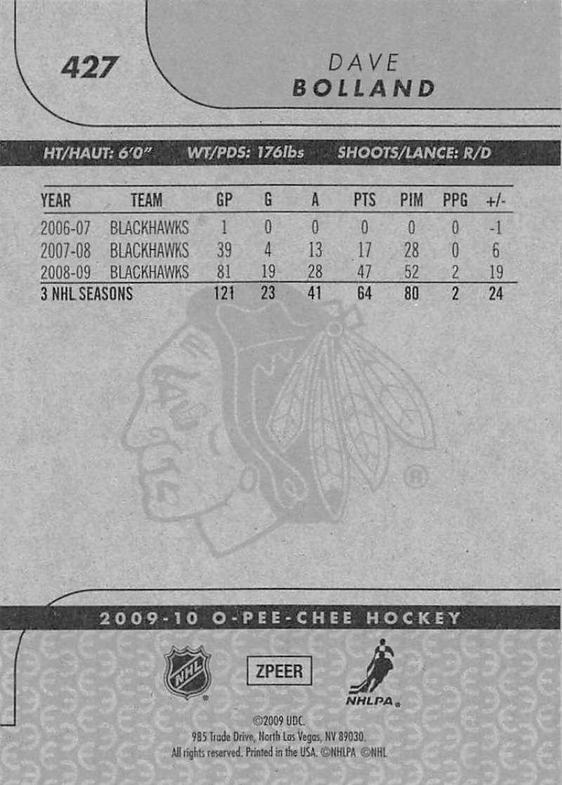 2009-10-O-Pee-Chee-OPC-NHL-Hockey-Trading-Card-Pick-From-List-401-600 Indexbild 49