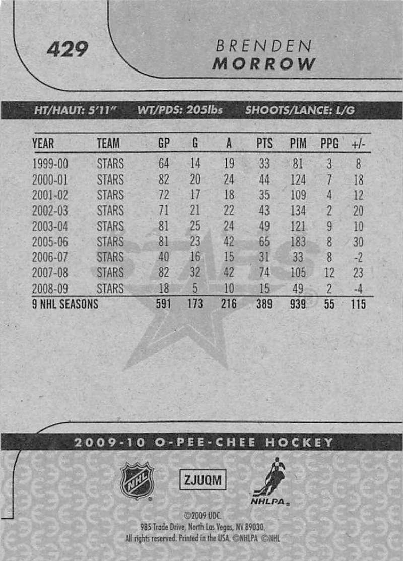 2009-10-O-Pee-Chee-OPC-NHL-Hockey-Trading-Card-Pick-From-List-401-600 Indexbild 53