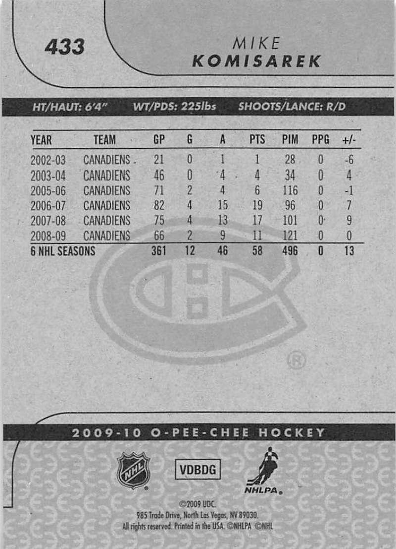 2009-10-O-Pee-Chee-OPC-NHL-Hockey-Trading-Card-Pick-From-List-401-600 Indexbild 59