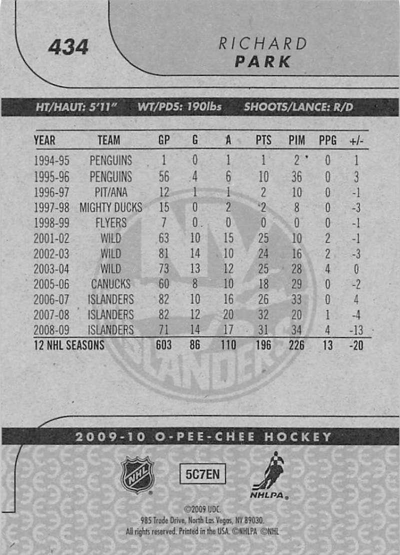 2009-10-O-Pee-Chee-OPC-NHL-Hockey-Trading-Card-Pick-From-List-401-600 Indexbild 61