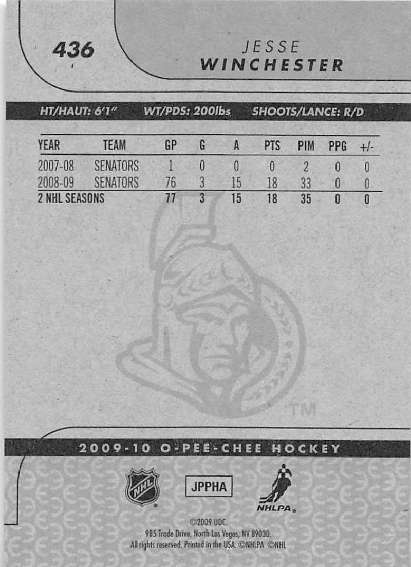 2009-10-O-Pee-Chee-OPC-NHL-Hockey-Trading-Card-Pick-From-List-401-600 Indexbild 65