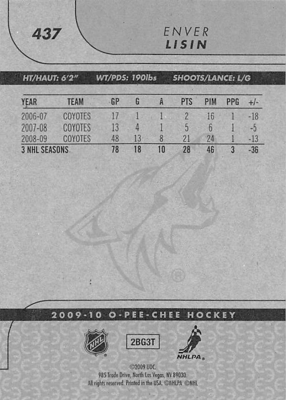 2009-10-O-Pee-Chee-OPC-NHL-Hockey-Trading-Card-Pick-From-List-401-600 Indexbild 67
