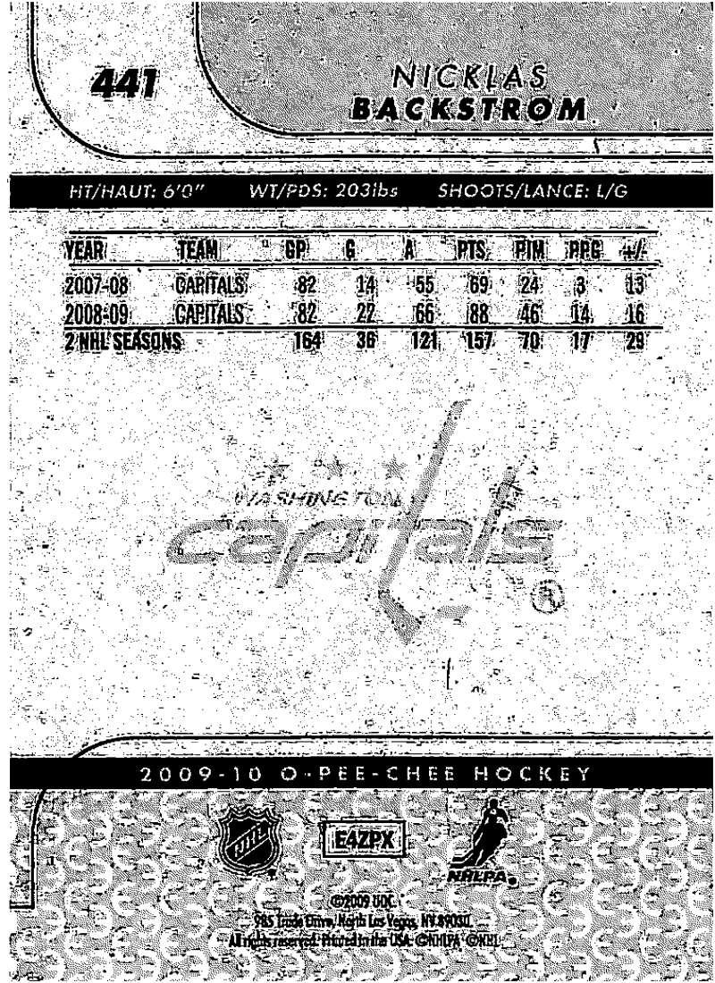 2009-10-O-Pee-Chee-OPC-NHL-Hockey-Trading-Card-Pick-From-List-401-600 Indexbild 73