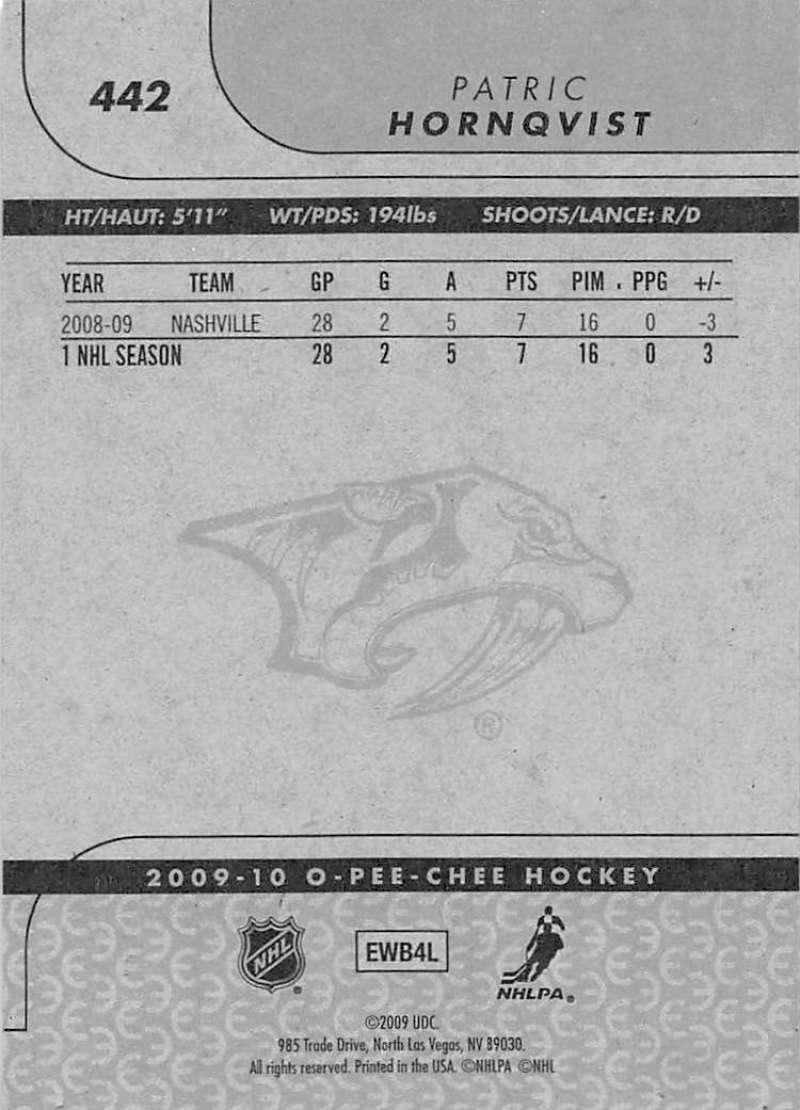2009-10-O-Pee-Chee-OPC-NHL-Hockey-Trading-Card-Pick-From-List-401-600 Indexbild 75