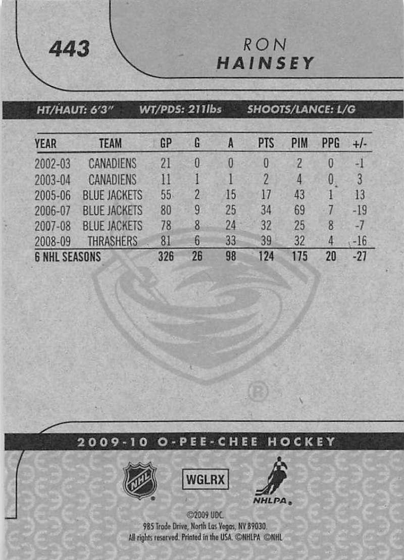 2009-10-O-Pee-Chee-OPC-NHL-Hockey-Trading-Card-Pick-From-List-401-600 Indexbild 77