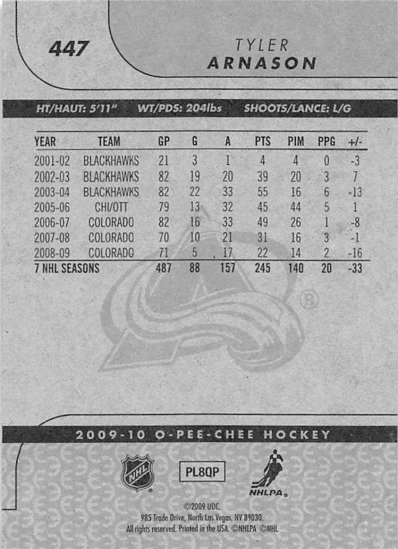 2009-10-O-Pee-Chee-OPC-NHL-Hockey-Trading-Card-Pick-From-List-401-600 Indexbild 85