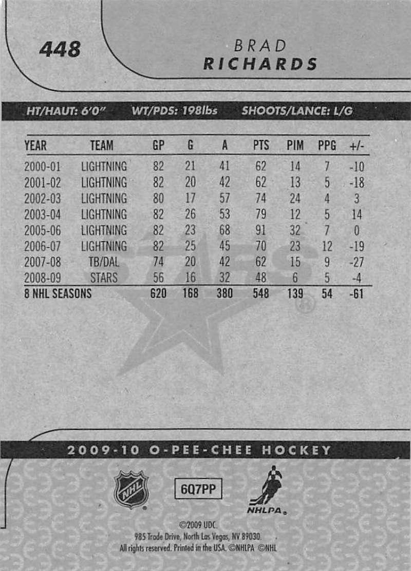 2009-10-O-Pee-Chee-OPC-NHL-Hockey-Trading-Card-Pick-From-List-401-600 Indexbild 87