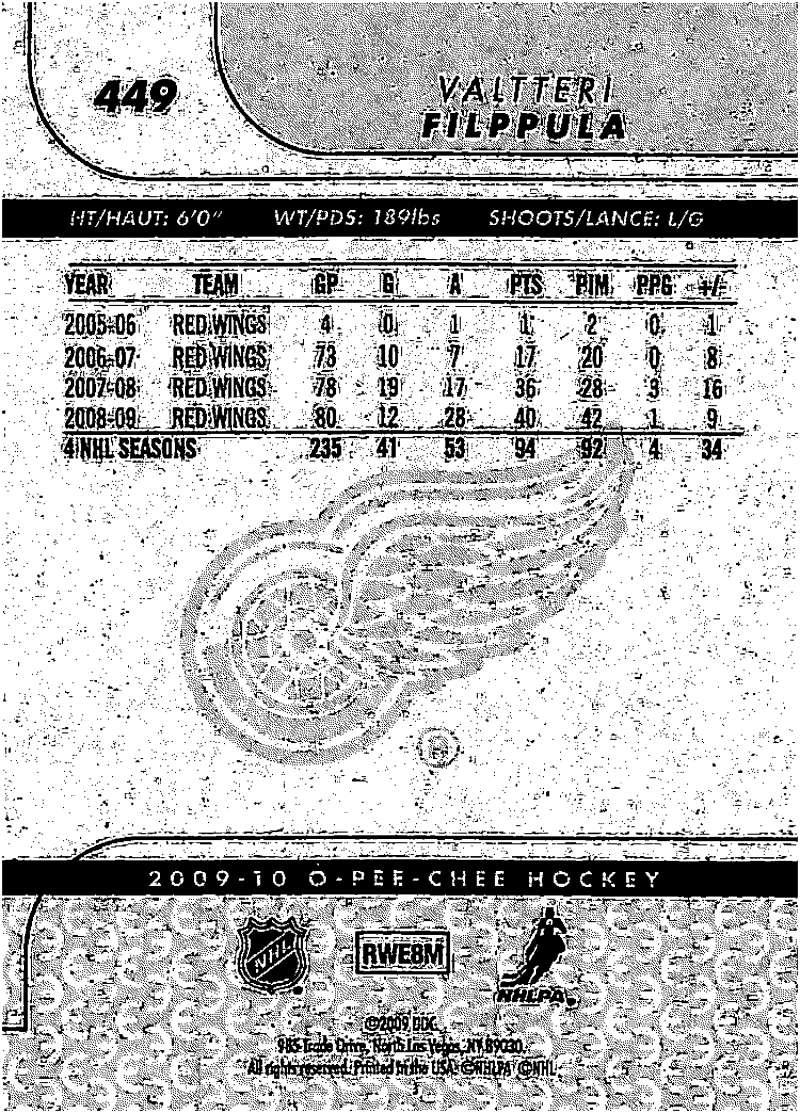 2009-10-O-Pee-Chee-OPC-NHL-Hockey-Trading-Card-Pick-From-List-401-600 Indexbild 89
