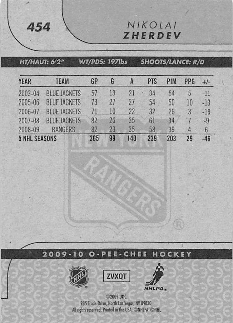 2009-10-O-Pee-Chee-OPC-NHL-Hockey-Trading-Card-Pick-From-List-401-600 Indexbild 99