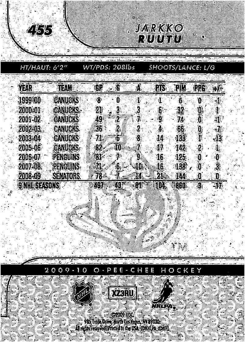 2009-10-O-Pee-Chee-OPC-NHL-Hockey-Trading-Card-Pick-From-List-401-600 Indexbild 101