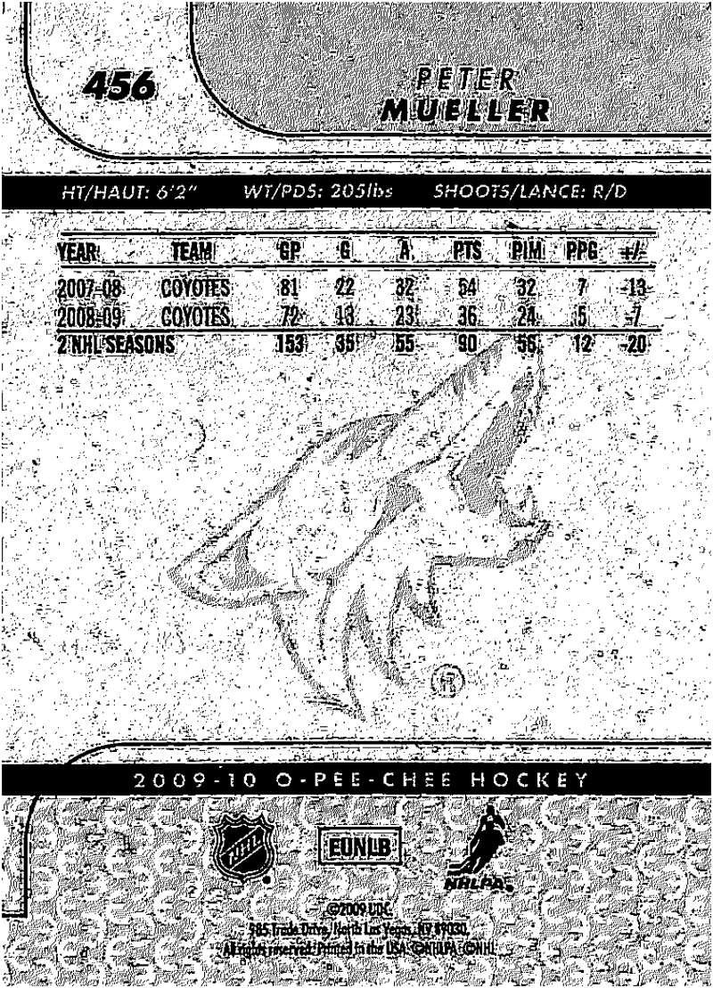 2009-10-O-Pee-Chee-OPC-NHL-Hockey-Trading-Card-Pick-From-List-401-600 Indexbild 103