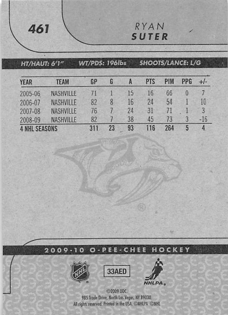2009-10-O-Pee-Chee-OPC-NHL-Hockey-Trading-Card-Pick-From-List-401-600 Indexbild 113
