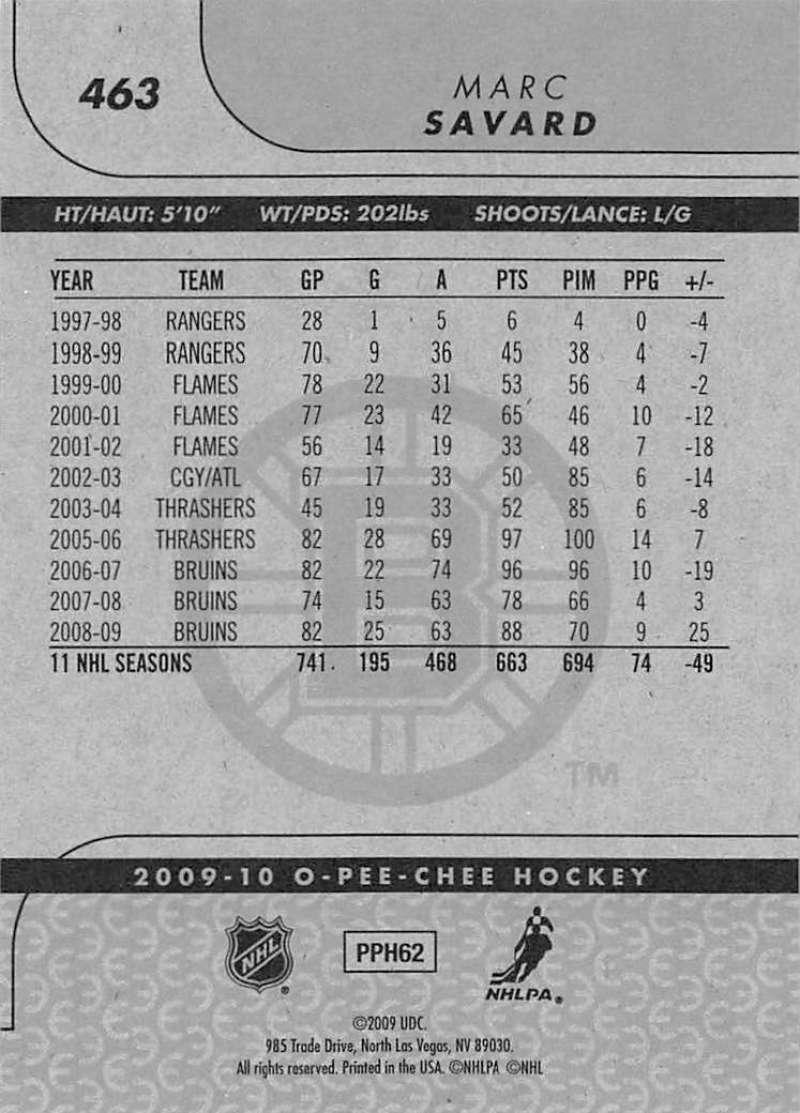 2009-10-O-Pee-Chee-OPC-NHL-Hockey-Trading-Card-Pick-From-List-401-600 Indexbild 115