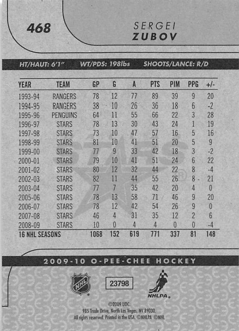 2009-10-O-Pee-Chee-OPC-NHL-Hockey-Trading-Card-Pick-From-List-401-600 Indexbild 123