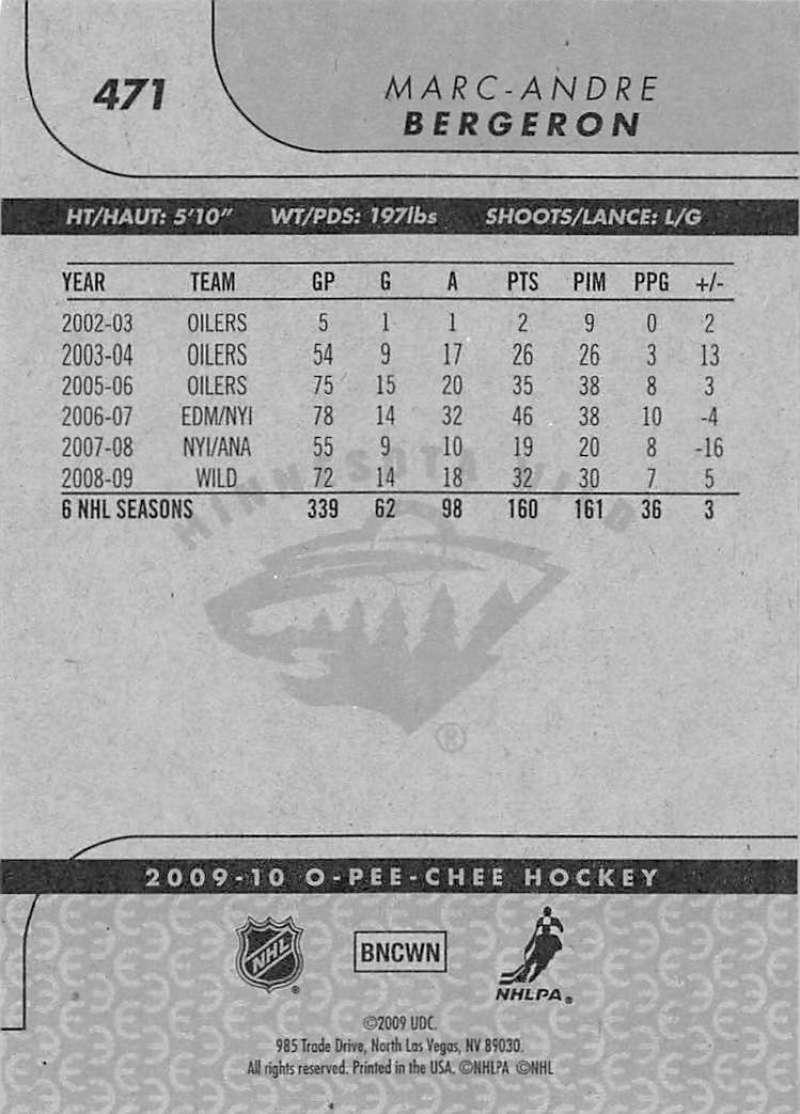 2009-10-O-Pee-Chee-OPC-NHL-Hockey-Trading-Card-Pick-From-List-401-600 Indexbild 129