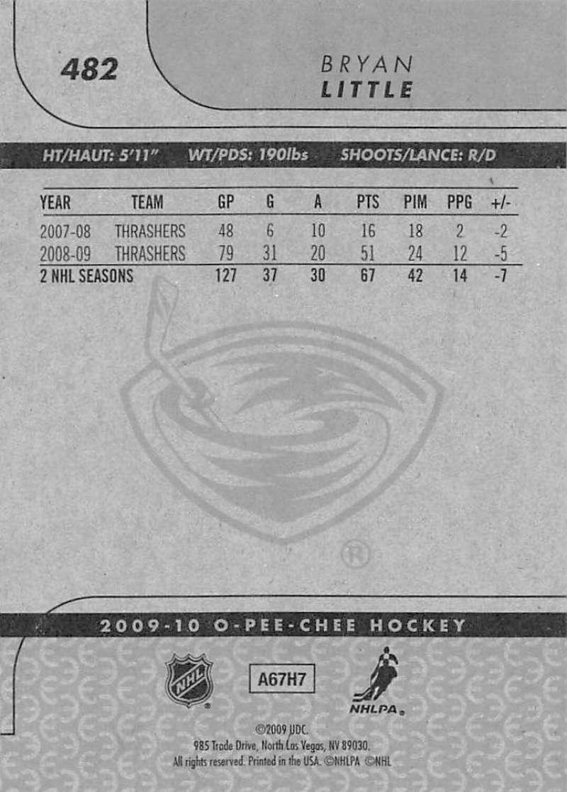 2009-10-O-Pee-Chee-OPC-NHL-Hockey-Trading-Card-Pick-From-List-401-600 Indexbild 147